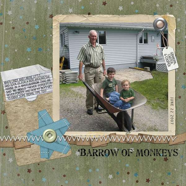 'Barrow of Monkeys