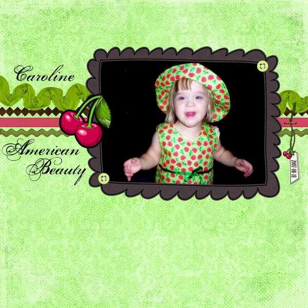 Caroline - American Beauty