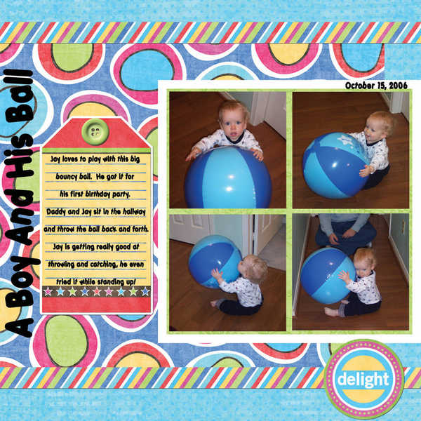 Bouncy Ball