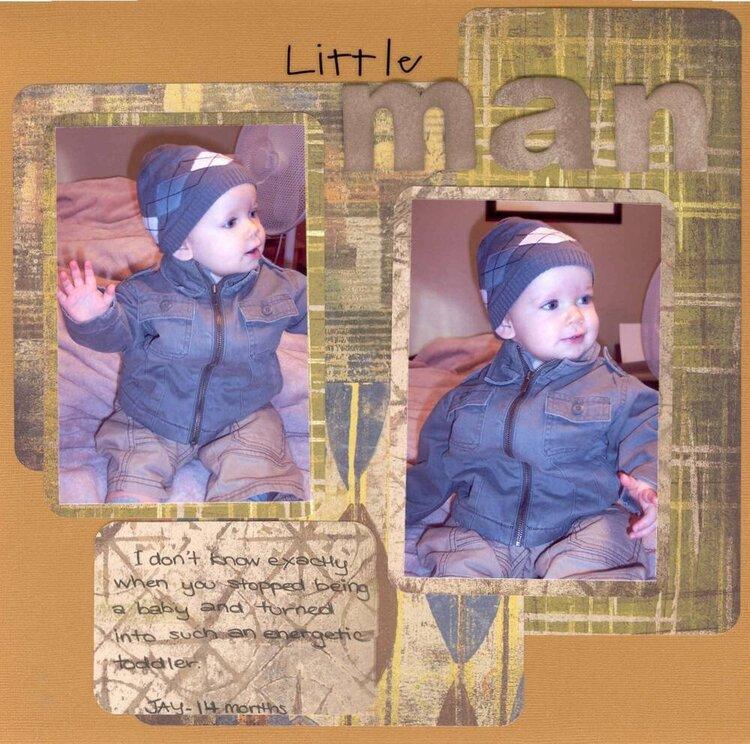 Little Man - Jay