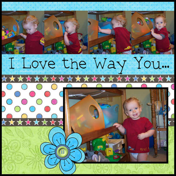 I Love the Way You Play! part 1