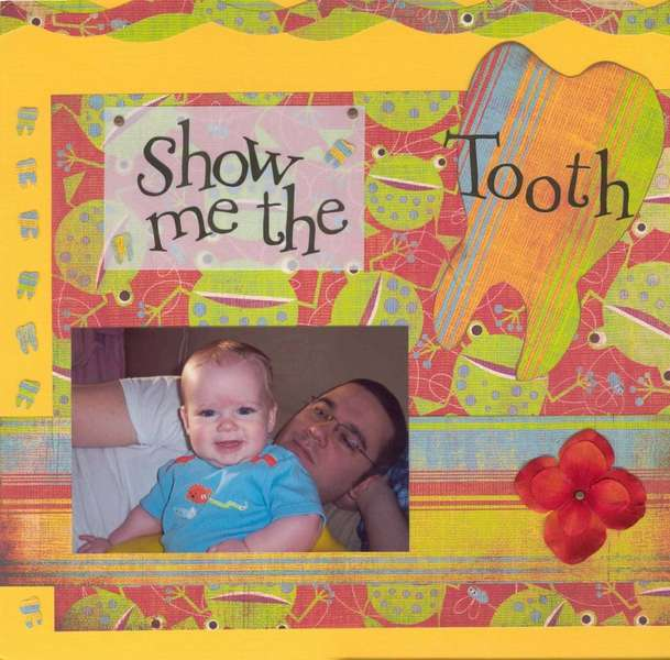 Show Me the Tooth