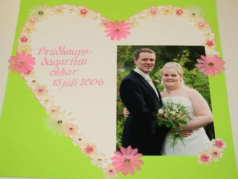 Our Wedding Day July 15th 2006