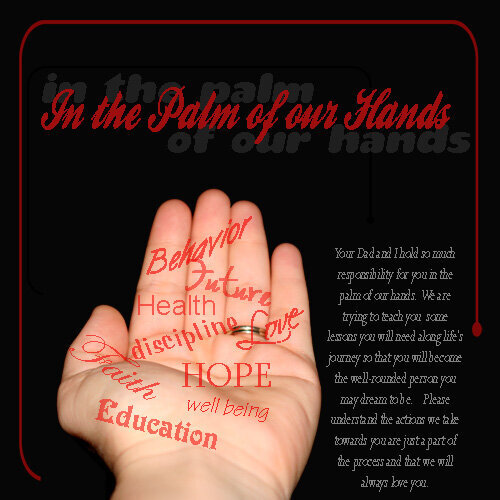 Palm of Our Hands