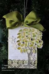 Merry Tag *Donna Salazar Designs DT*