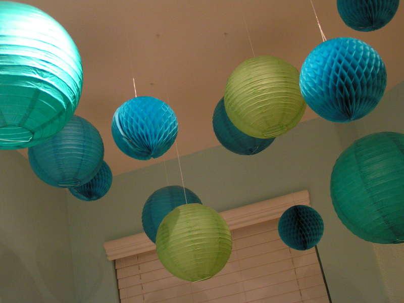 Lanterns again