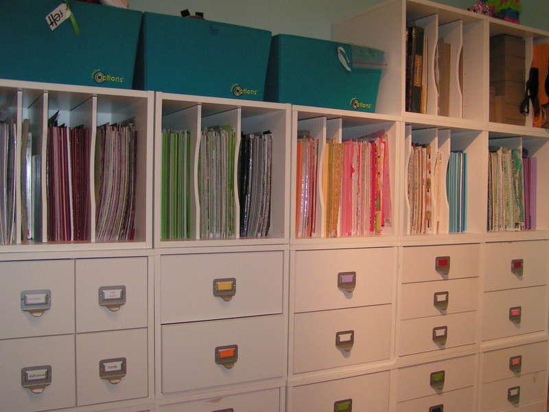 Paper Storage