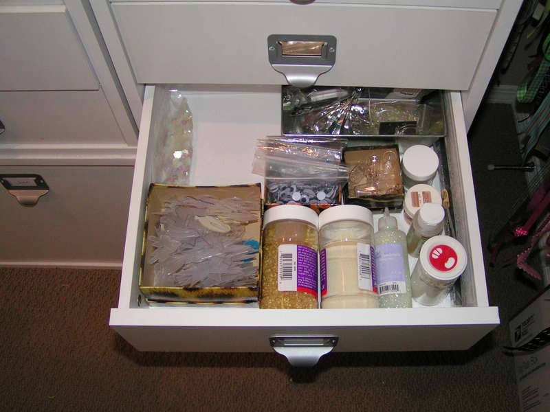 Clear Drawer