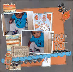 Bro*Bot - Sprockets and Posies Class