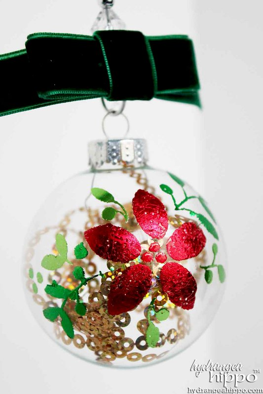 Scented Christmas Ornament