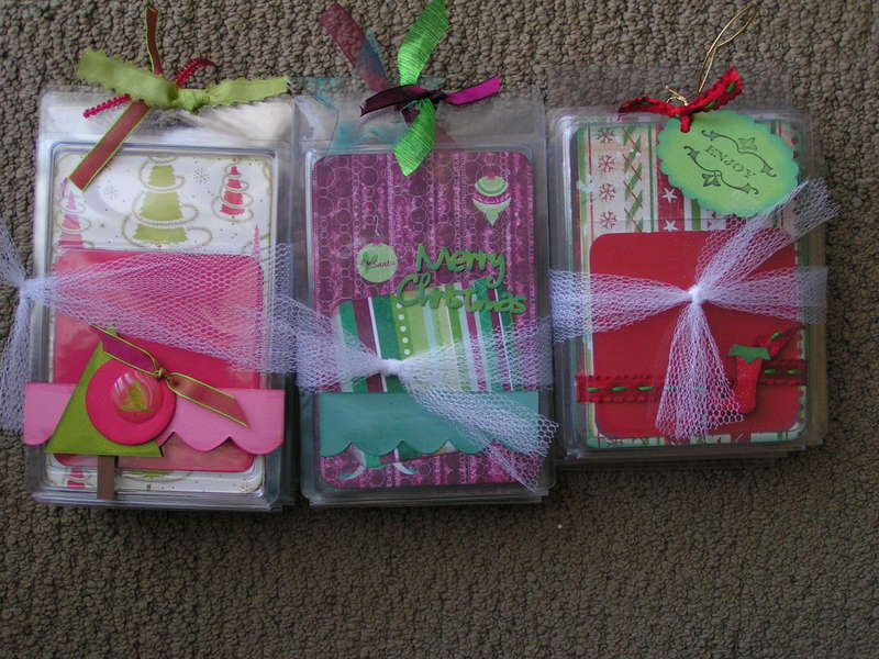More Gift Card Holder kits