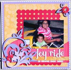 Joy Ride *Epiphany Crafts*