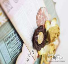 Journey Album by Designer Jennifer Priest *Epiphany Crafts DT*