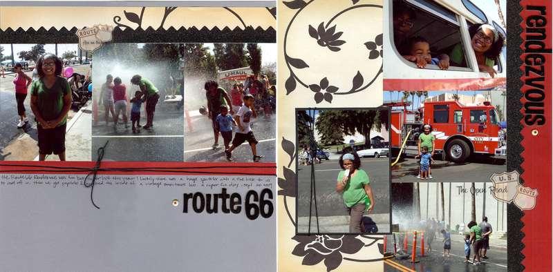 Route 66 Rendezvous