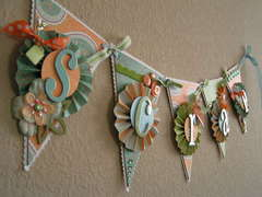 """Scrap"" Banner Class for Scrapbook Royalty Fantasyland Crop for Kids"
