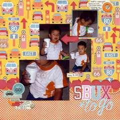 SBUX To Go