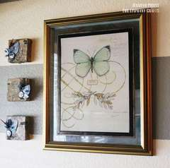 Altered Canvas with Faux Soldering *Epiphany Crafts DT *