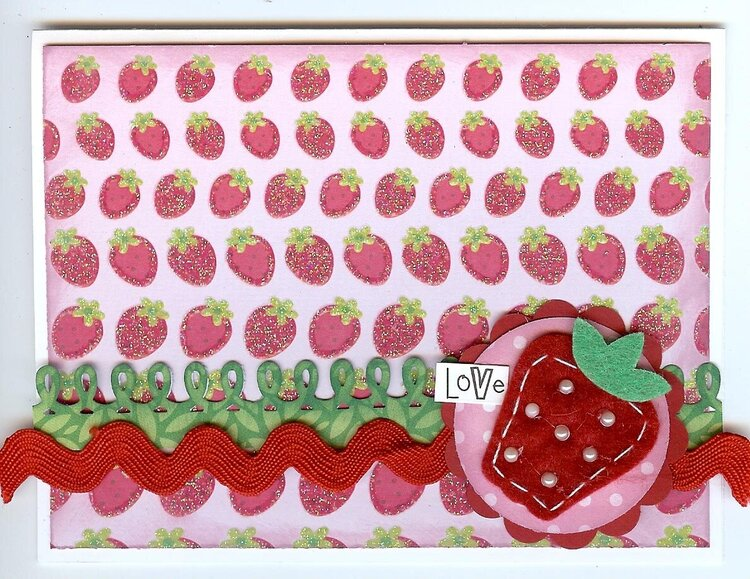 Sweet Love - Pink Pineapple DT