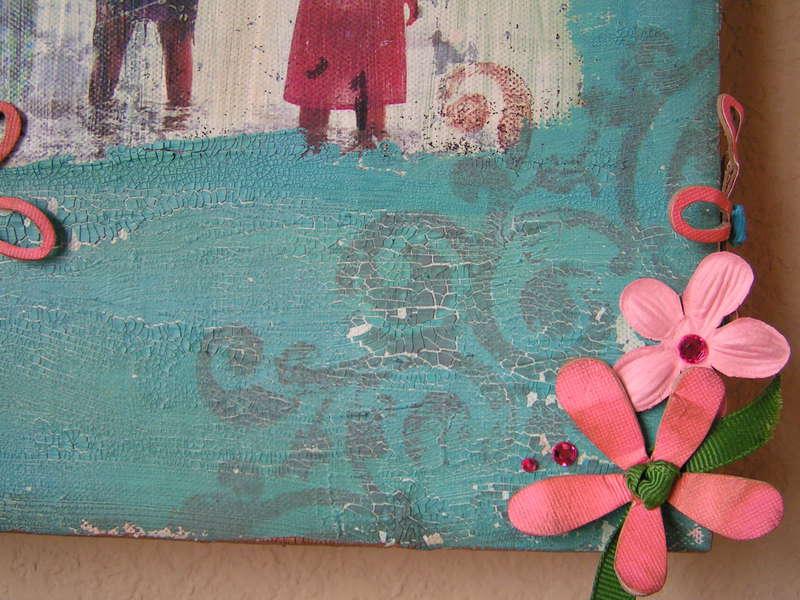 Paradise - Tilano Fresco Canvas Class