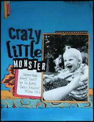 Crazy Little Monster
