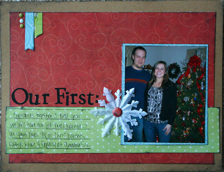 Our First Xmas
