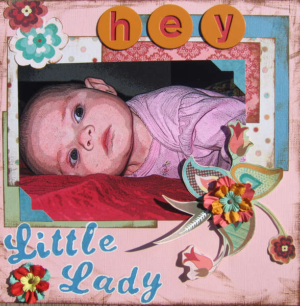 Hey Little Lady
