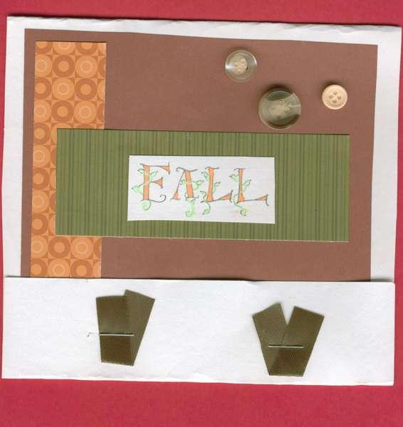 Fall Card 1
