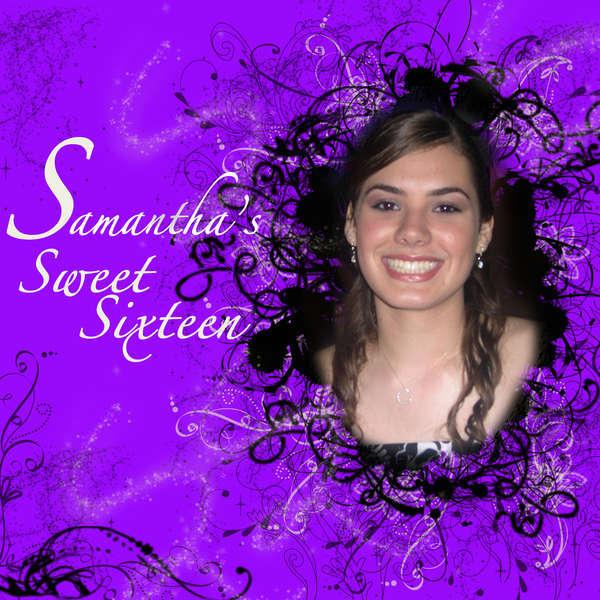Sammie's Sweet Sixteens