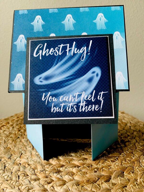 Ghost Hug!