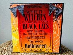 'tis near Halloween