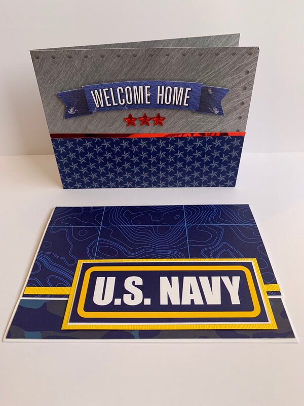 Navy Cards