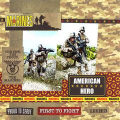 Marines: American Hero