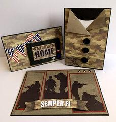 Marines Cards