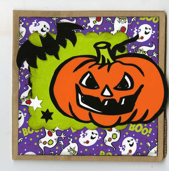 Reminisce Halloween Mini Album