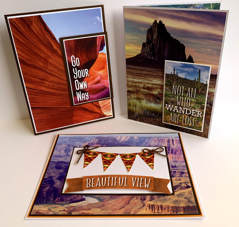 Scenic Southwest Cards