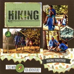 Family Hiking Adventure