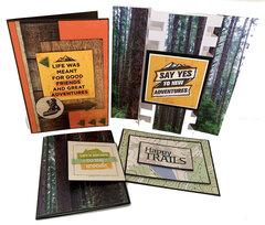 Take a Hike Cards