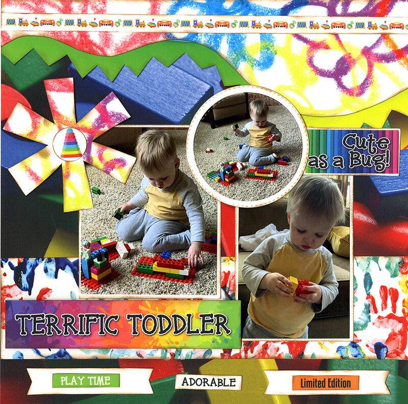 Terrific Toddler