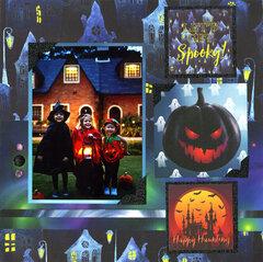 Very Spooky Things!
