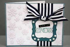 Let It Snow Card *Cheery Lynn Designs*