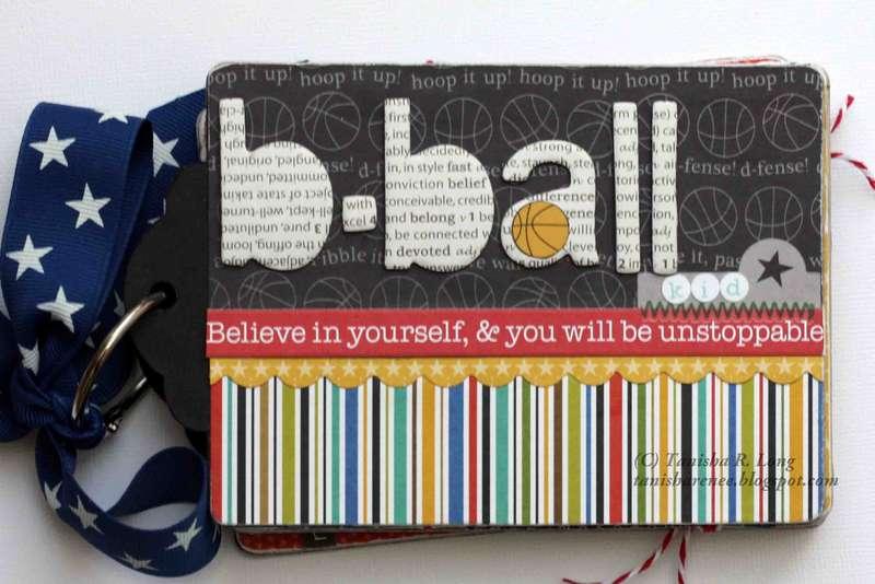 B-Ball Kid Mini *NEW Bella Blvd*