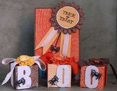 Halloween Treat Set *Petaloo*