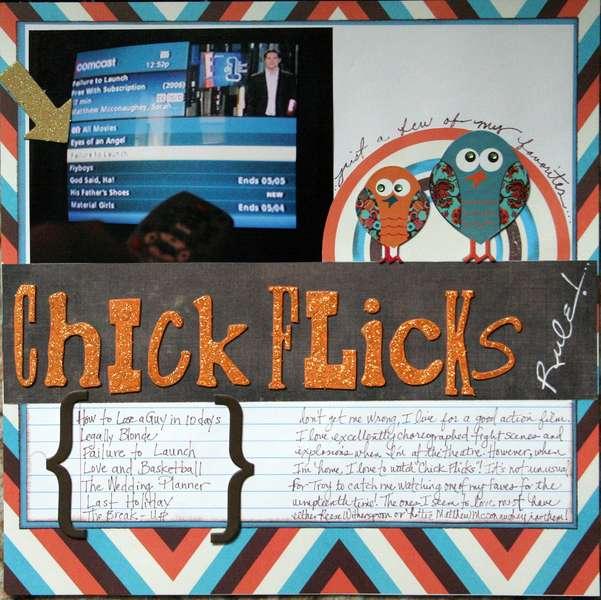 Chick Flicks Rule!