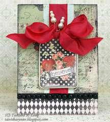 Believe Card *Creative Imaginations*