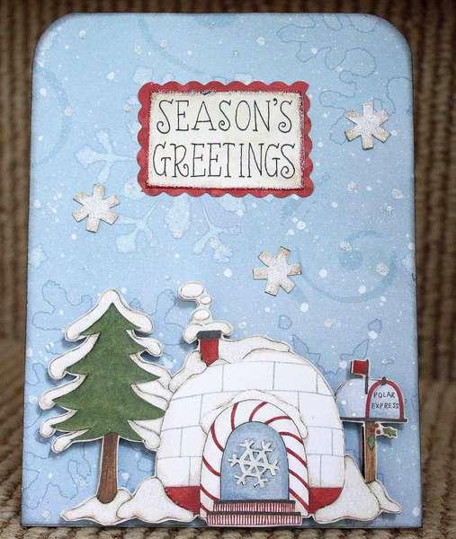 Season's Greetings Card