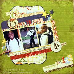 Back To School *Cheery Lynn Designs*