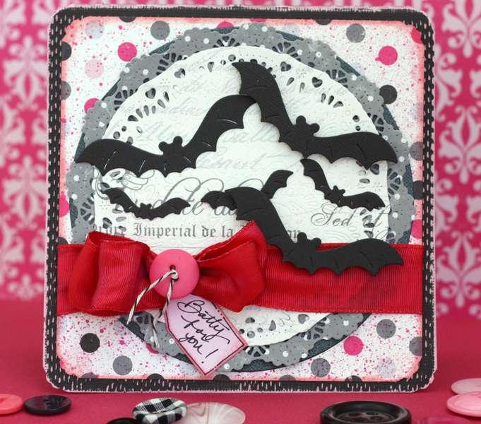 Batty For You *Cheery Lynn Designs*