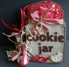 Cookie Jar Acrylic Album
