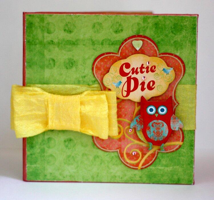 Gift Card Holder *Creative Imaginations*