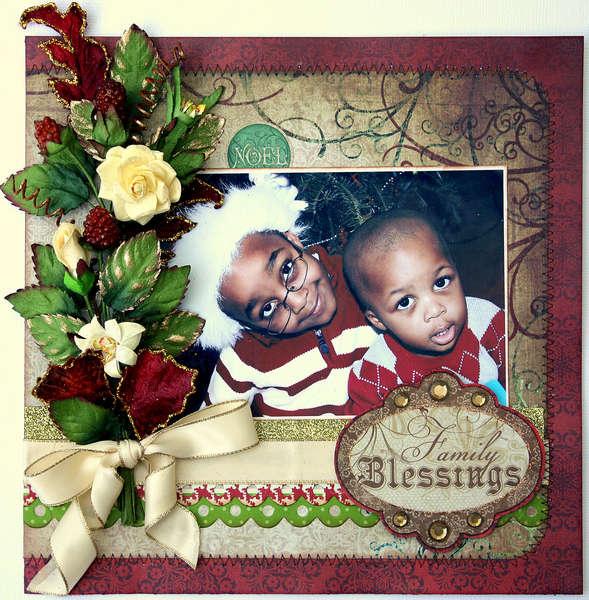 Family Blessings *NEW PETALOO*